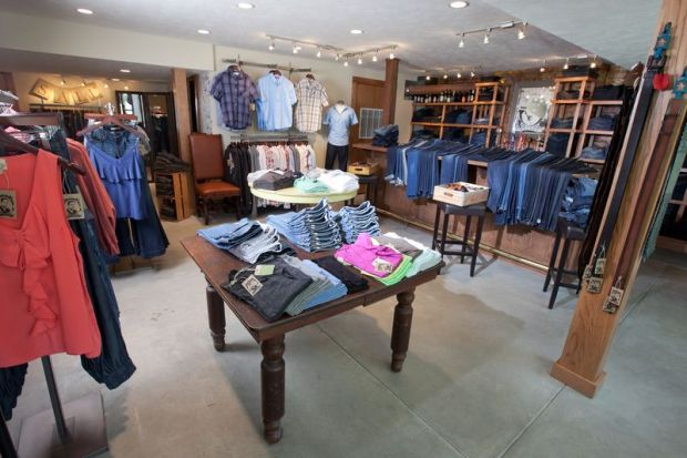 Denim Saloon aims to offer a mix in both in price point and style to their clients