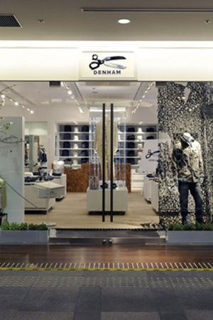 Denham opened its second store in Tokyo