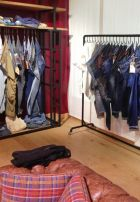 Denim booth at Maroc in Mode