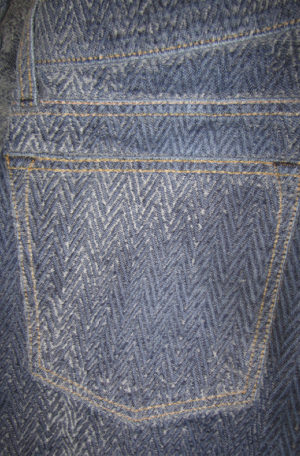 Denim fabric by Isko