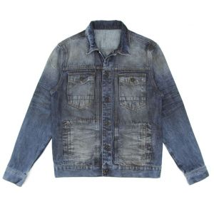 Denim jacket from the collection