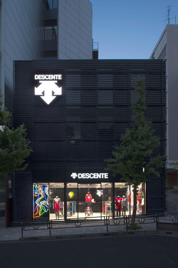 Stories Descente Opens In Tokyo