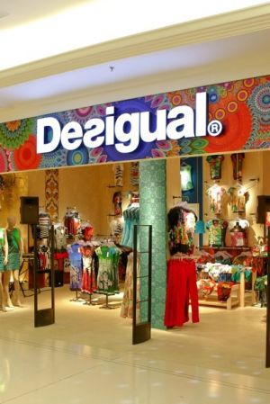 Desigual at Pátio Higienópolis shopping center in Sao Paulo