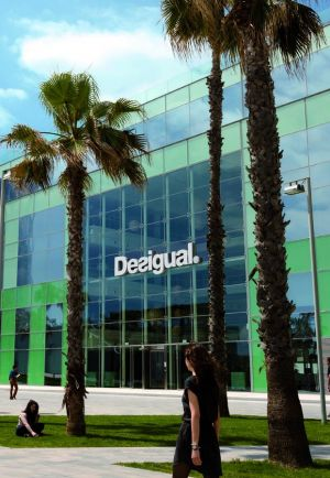 Desigual's new headquarters