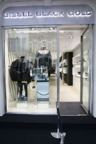 Diesel Black Gold store, 21 Conduit Street
