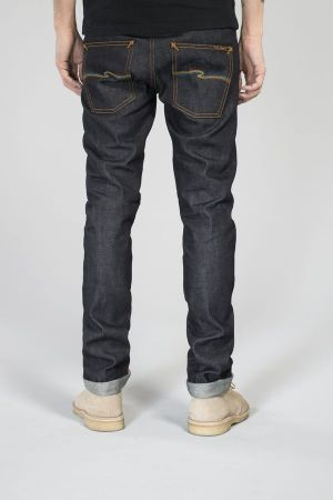 Dry Rainbow is completely produced with organic Japanese selvage denim