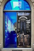 Eco Jeans installation by Roy Roger's