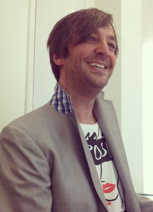 Enrico Martini, co-owner of Posh in Italy