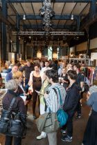 Ethical Fashion Show getting bigger.