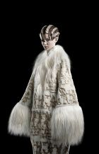 Exhibiting at Chic's fur & leather hall: Hatice Gökce from Istanbul, Turkey