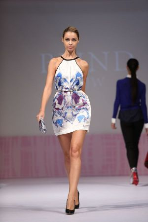 Fabrics to Fashion show