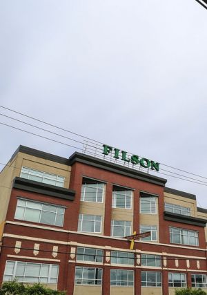 Filson has opened a new world headquarters