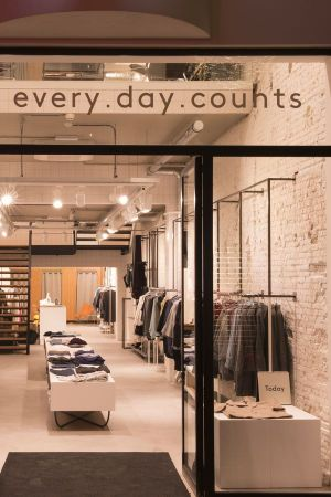 First every.day.counts store in Amsterdam