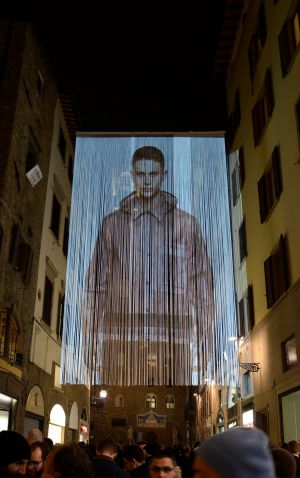 Flagship opening of Stone Island in Florence