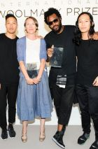 From left: Dao-Yi Chow, Marci Patmos, Maxwell Osborne and Alexander Wang