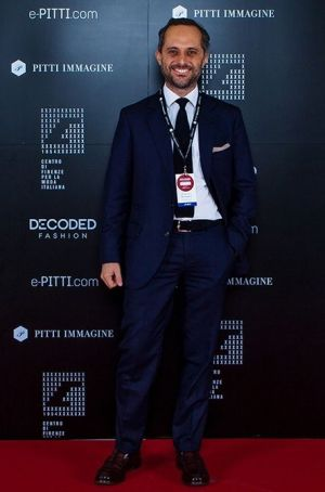 Francesco Bottigliero, CEO of FieraDigitale
