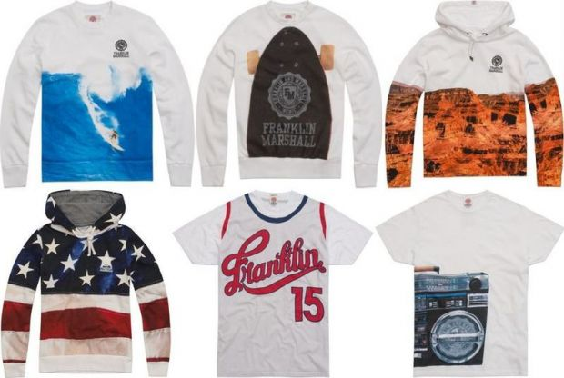 Franklin & Marshall capsule collection