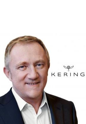 François-Henri Pinault, Kering's CEO and Chairman of the board of directors