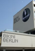 Front view of the Bikini Berlin building
