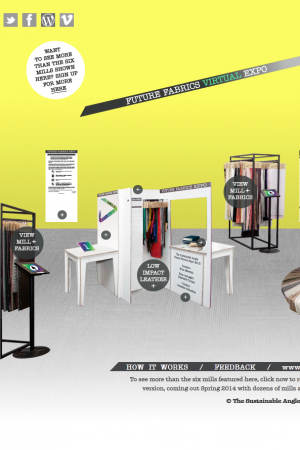Future Fabrics Virtual Expo