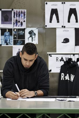 G-Star Raw X Afrojack