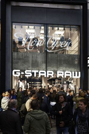 G-Star store in Berlin