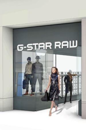 G-Star's 17th monobrand store in the US in Houston.