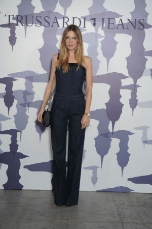 Gaia Trussardi, creative director of Trussardi