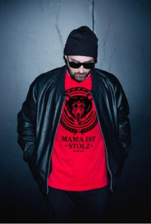 German rapper Sido launches its own collection Mama is stolz