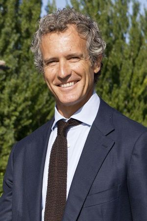 Group president Alessandro Benetton