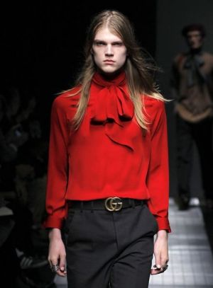 Gucci and one of its 'genderless' styles