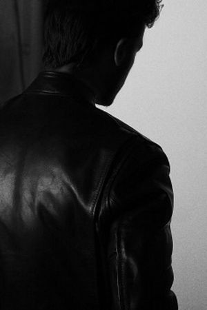 Handcrafted jackets using leather and denim as materials