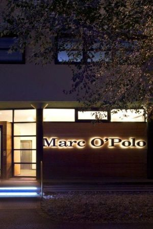 Headquarter of Marc O´Polo in Stephanskirchen