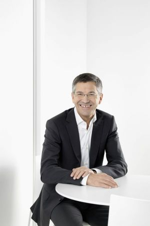 Herbert Hainer, CEO of the Adidas Group
