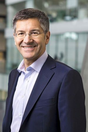 Herbert Hainer, current CEO of the Adidas Group