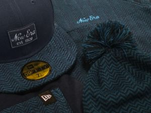 Herringbone capsule collection by New Era