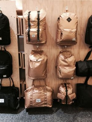 Herschel Supply Company at Capsule