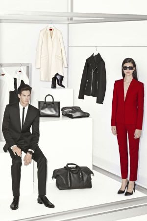 "Hugo Boss launches new ""Red Never Follows"" collection"
