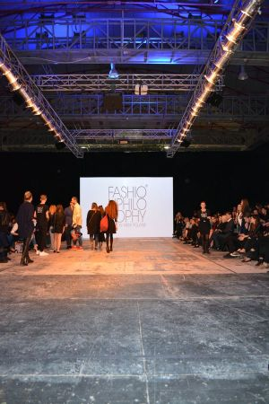 Image of Studio, one of the runway venues at Fashion Week Poland