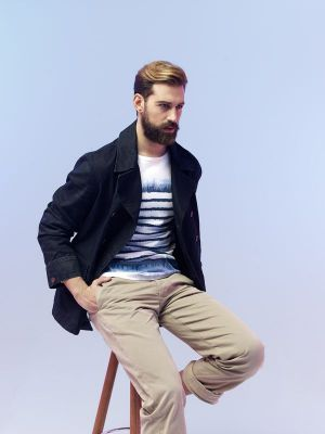 Image from Dockers' current summer lookbook