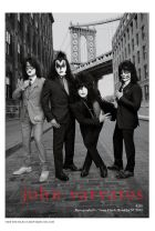 Image from the new Varvatos campaign with KISS