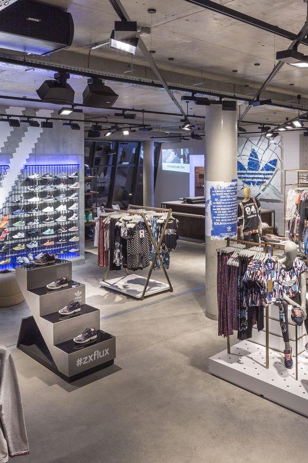 Adidas Originals kicks-off worldwide