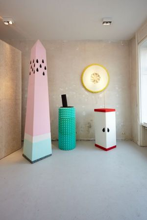 Impression of the pop-up store (Photography by Ragnar Schmuck)