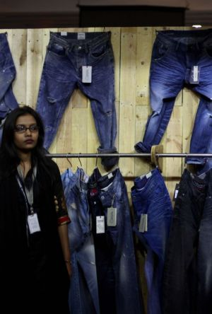 Impression from the first Denimsandjeans show