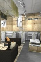 Impression of the Rich&Royal store in Austria