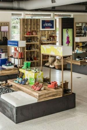 Inside Deckers' new showcase store