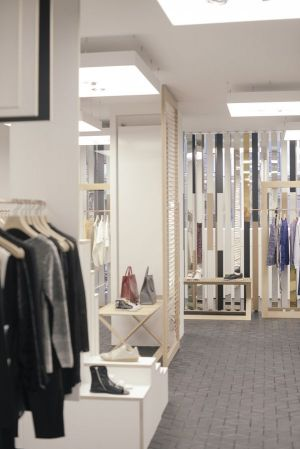 Inside the new Tom Greyhound store in Paris