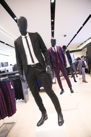 Inside the new Topshop/Topman store on Fifth Avenue