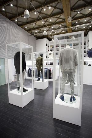 Inside the revamped Kith store