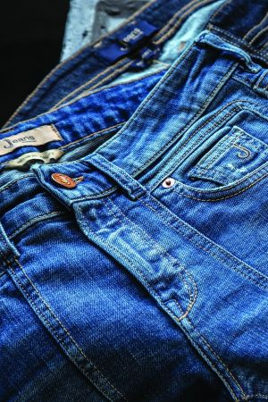 JJean, younger denim brand offspring of the Italian Jeckerson jeans brand